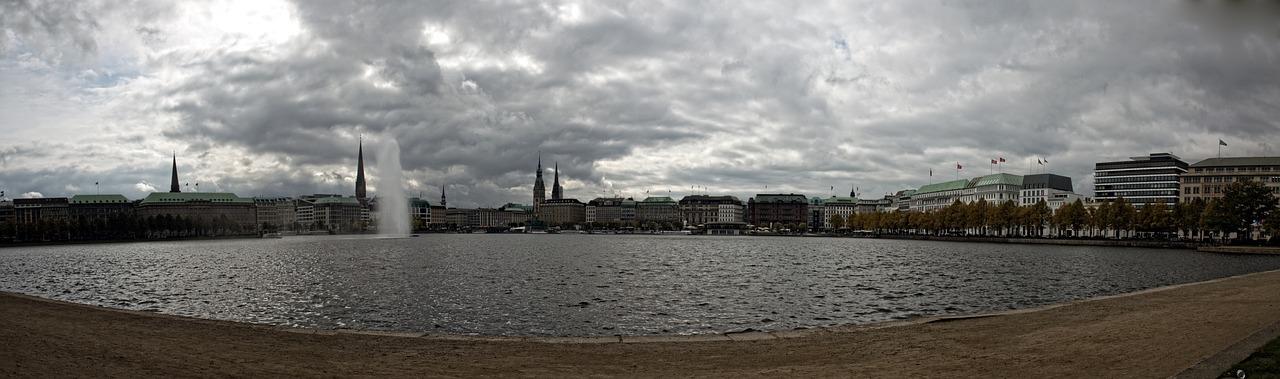 Hamburg Jungfernsteig