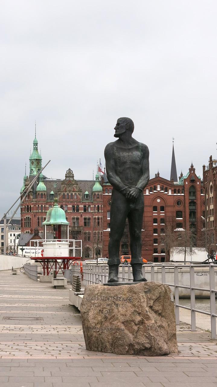 Hamburg - Störtebekers Kanonen